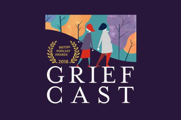 griefcast - hosted by Cariad Lloyd. Dead funny podcasts